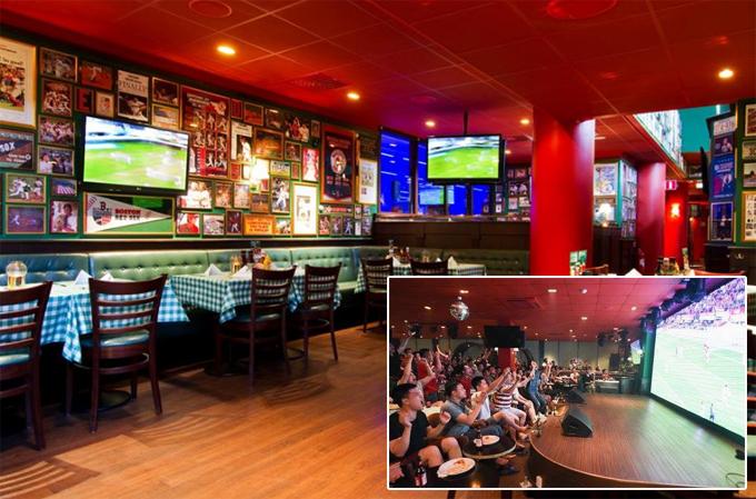 Gợi ý vài địa điểm xem World Cup 2018 ở Hà Nội và TP HCM