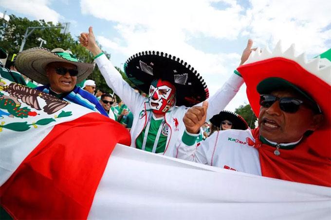 Thắng lợi ở trận ra quân gặp đối thủ mạnh Đức đem đến hy vọng tiến xa cho đội tuyển Mexico tại Nga 2018.