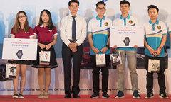 Honda trao thưởng chương trình đào tạo lái ôtô an toàn cho sinh viên năm 2018