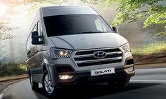 Hyundai Solati giá hơn một tỷ đồng ở Việt Nam