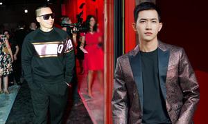 Vũ Khắc Tiệp và 'gà cũ' Võ Cảnh cùng dự Milan Fashion Week