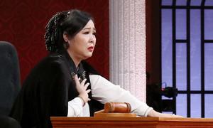 Hồng Vân nghẹn ngào kể về lần bỏ nhà đi vì bị bố đánh