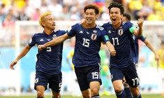 Chơi hơn người từ đầu trận, Nhật Bản đánh bại Colombia