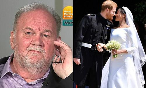 Bố vợ dặn Harry không được đánh Meghan