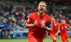 Harry Kane lập cú đúp, tuyển Anh thắng phút cuối