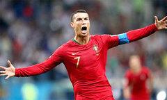 C. Ronaldo bứt tốc như gió, lập kỷ lục chạy nhanh