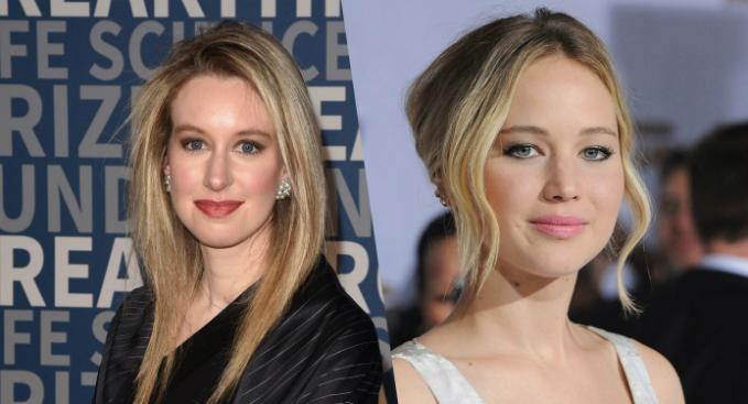 Thăng trầm của Elizabeth Holmes sẽ được dựng thành phim có tên Bad blood do Jennifer Lawrence thủ vai. Ảnh:TechCrunch.