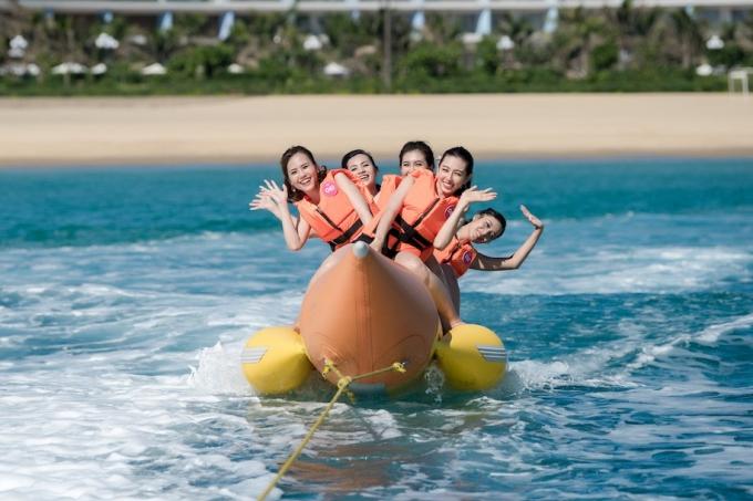 Nhiều người đẹp đoạt giải các cuộc thi Hoa khôi Nam Bộ, Hoa khôi Sinh viên Việt Nam đều tiếp tục ghi danh tham gia Hoa hậu Việt Nam 2018.