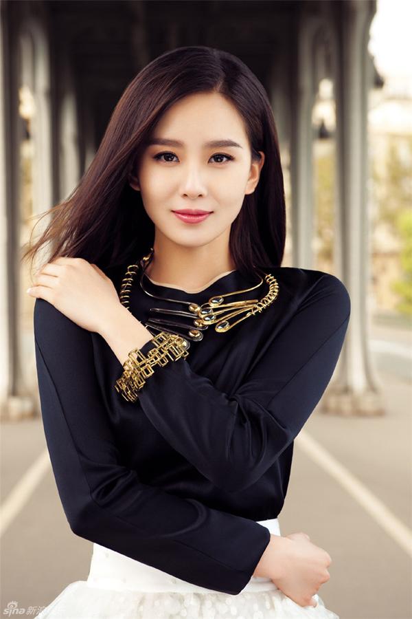 Người đẹp Lưu Thi Thi.