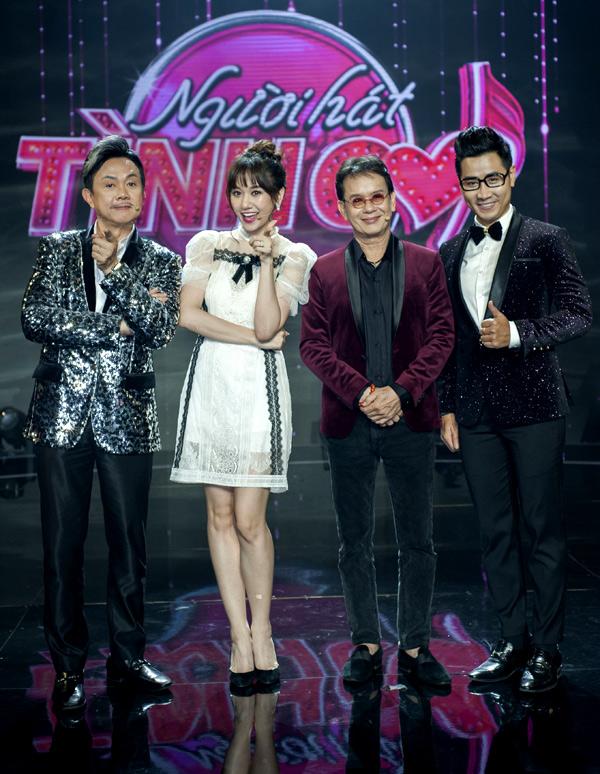 Hari Won làm khách mời trong chương trình Người hát tình ca 2018. Hai giám khảo chính là nghệ sĩ Chí Tài và nhạc sĩ Đức Huy. MC Nguyên Khang dẫn dắtcuộc thi âm nhạc này.