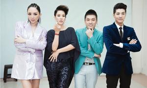 Thu Phương điều chỉnh cách ăn nói với Tóc Tiên, Noo Phước Thịnh tại The Voice