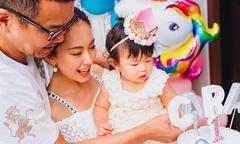 Ca sĩ Hong Kong tổ chức tiệc sinh nhật cho con gái trong biệt thự 12 triệu USD