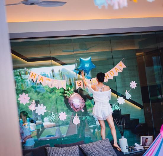Ca sĩ Hong Kong tổ chức tiệc sinh nhật cho con gái trong biệt thự 12 triệu USD - 4