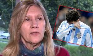 Mẹ tiết lộ Messi khóc nhiều lần vì tuyển Argentina