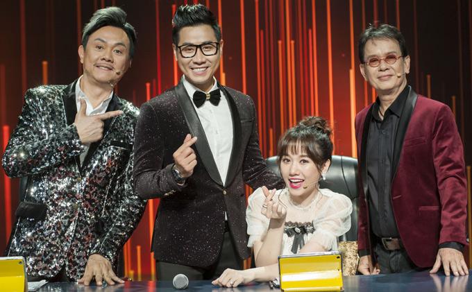 Hiện tại Hari Won hiện xuất hiện khá nhiều trên sóng truyền hình. Ngoài Người hát tình ca, cô còn tham gia gameshowQuý ông đại chiến, Khi đàn ông mang bầu...