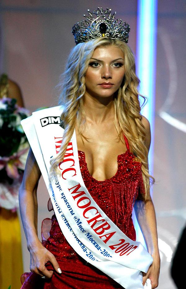 Năm 2007,Natalya từng đăng quang ở cuộc thi Hoa hậu Moskva.