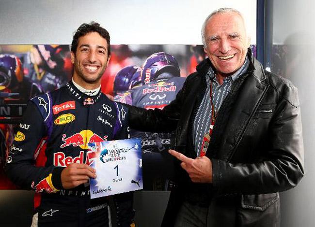 Red Bull hiện vẫn đang là một trong những nhà tài trợ chính của các giải đua xe Công Thức Một tại Châu Âu. Ảnh: Forbes.