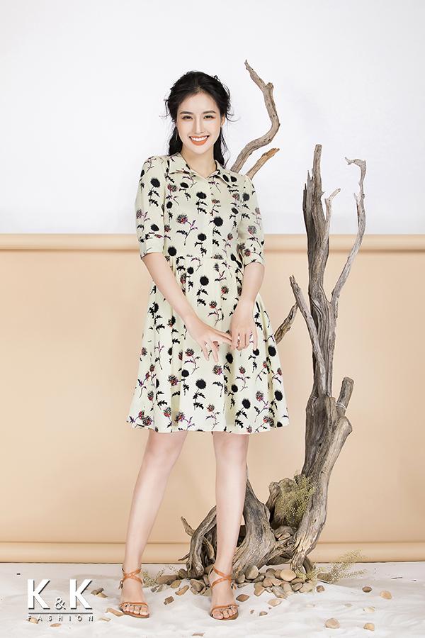 Hè thêm rực rỡ với BST mới của K&K Fashion - 8