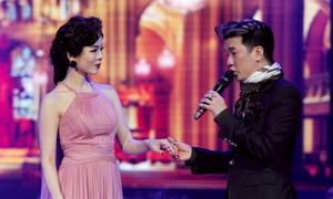 Mr Đàm song ca cùng Lệ Quyên trong liveshow ở Hà Nội