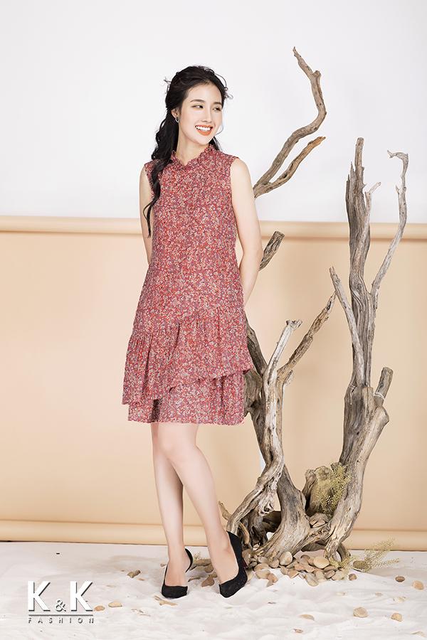 Hè thêm rực rỡ với BST mới của K&K Fashion