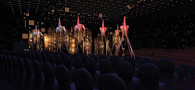 Đỗ Long chi tiền tỷ để làm sân khấu thời trang - 3