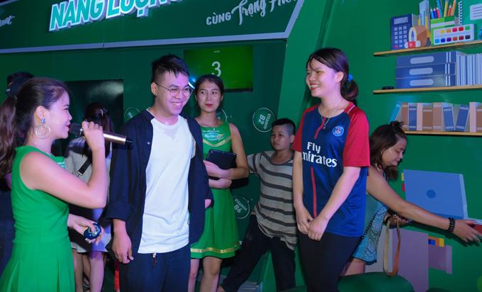 Cuối tuần không thể ngồi yên với Đại chiến năng lượng tỉnh táo cùng MC Huyền Trang và Lộn Xộn Band - 7