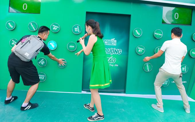 Cuối tuần không thể ngồi yên với Đại chiến năng lượng tỉnh táo cùng MC Huyền Trang và Lộn Xộn Band - 2