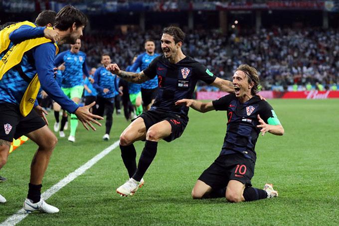 Thua đậm Croatia, Argentina nguy cơ bị loại sớm - 1