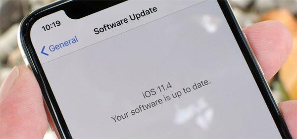 Nhiều người dùng than phiền vì lỗi camera trên iOS 11.4