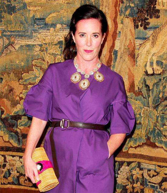 Nhà thiết kế Kate Spade.