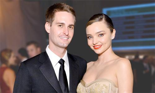 Chồng tỷ phú của Miranda Kerr thấy 'thay đổi cuộc đời' từ khi có con