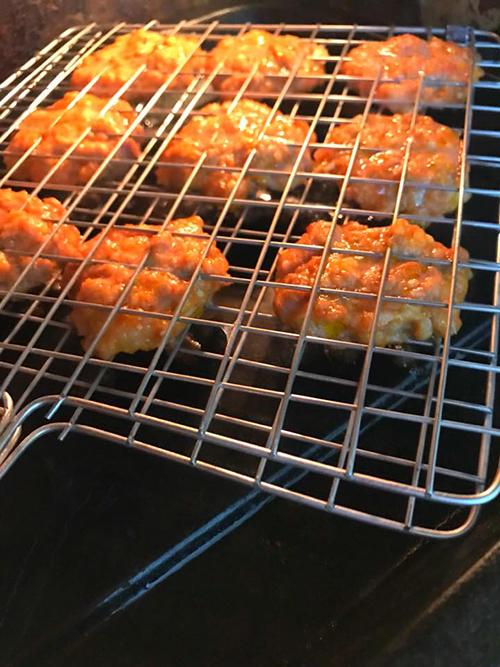Thịt băm viên nướng - 2