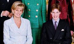 Món quà bất ngờ Diana tặng William vào sinh nhật lần thứ 13