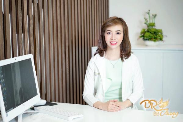 BSCK I Da LiễuNGUYỄN THỊ KIỀU TRANG,Bác sĩ phụ trách chuyên môn thẩm mỹ da tại hệ thống Eri International