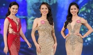 Hoa khôi, Á khôi Ngoại thương vào chung kết Hoa hậu Việt Nam 2018