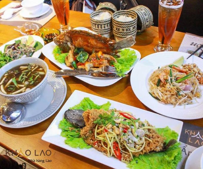 Đến Khao Lao đổi vị với 7 combo lẩu mới đặc trưng vị Lào