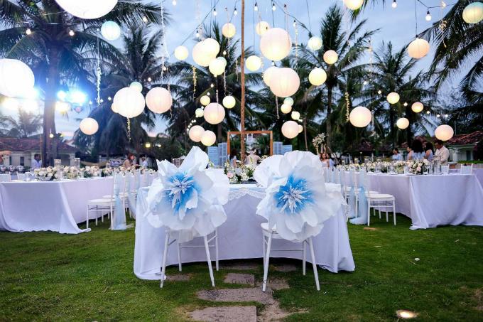 Đám cưới xanh baby đẹp như giấc mơ bên biển Hội An - 10