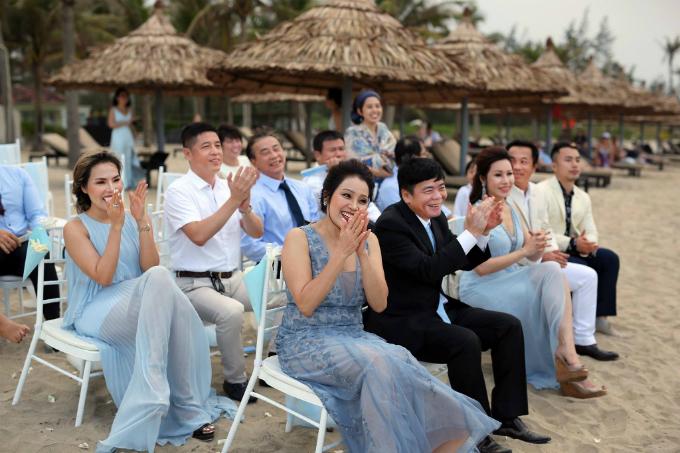 Đám cưới xanh baby đẹp như giấc mơ bên biển Hội An - 4
