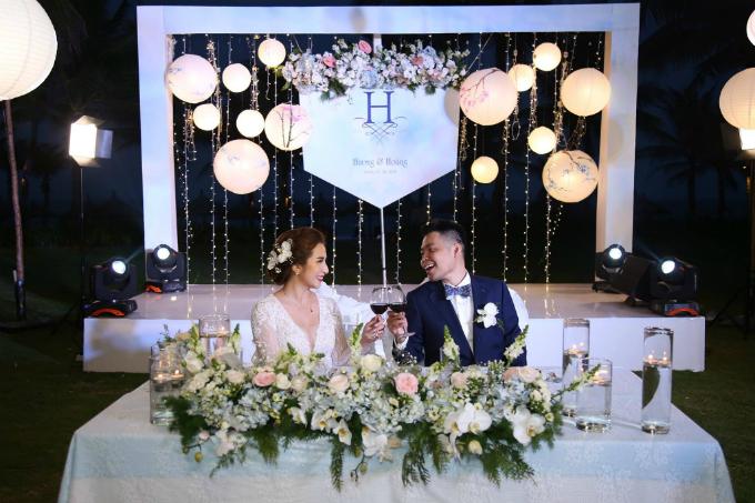 Đám cưới xanh baby đẹp như giấc mơ bên biển Hội An - 13
