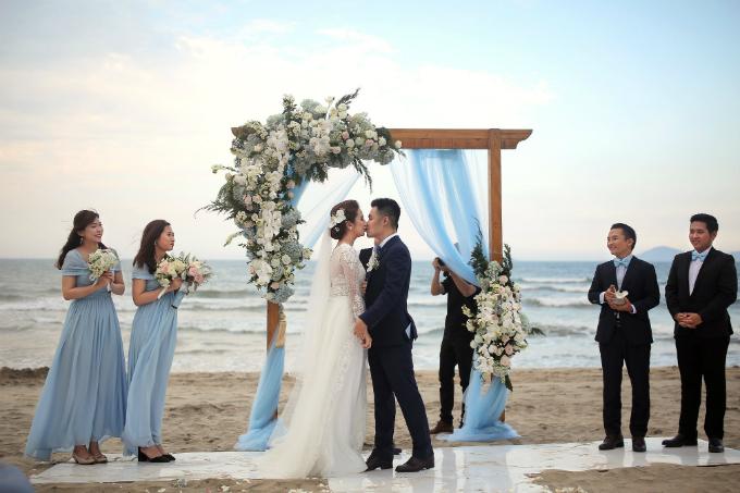 Đám cưới xanh baby đẹp như giấc mơ bên biển Hội An - 7