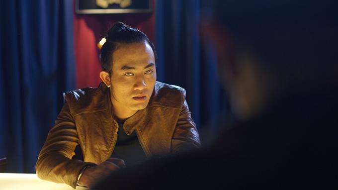 Doãn Quốc Đam nổi tiếng với vai Trần Tú trong phim Người phán xử.