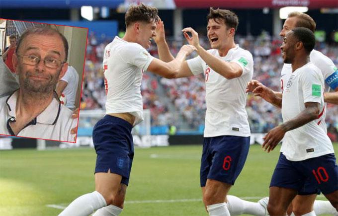 Một CĐV Anh bay đến Nga xem World Cup nhưng để quên vé ở nhà