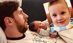 Bà xã khoe loạt ảnh 'độc', mừng sinh nhật Messi