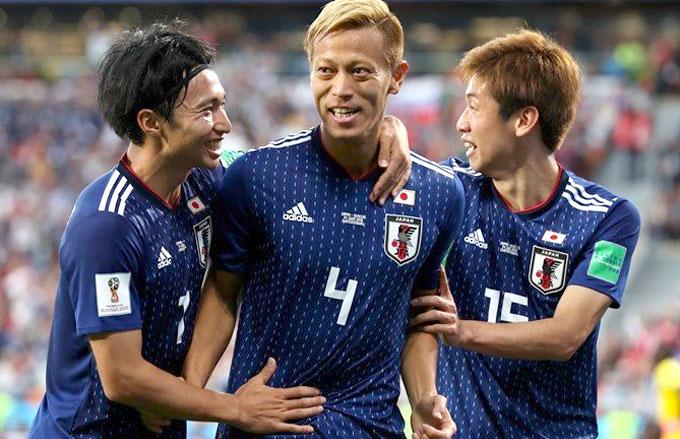 Nhật Bản bám đuổi tỷ số, hòa Senegal - 2