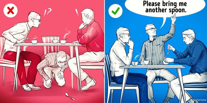 19 quy tắc nhà hàng cần nhớ để tránh rơi vào tình huống kém sang - 1