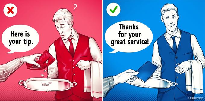 19 quy tắc nhà hàng cần nhớ để tránh rơi vào tình huống kém sang - 4