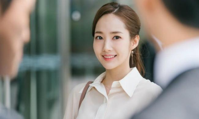 Park Min Young khi đóng Thư ký Kim.