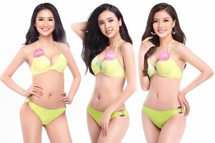 6 người đẹp miền Tây vào chung kết Hoa hậu Việt Nam 2018
