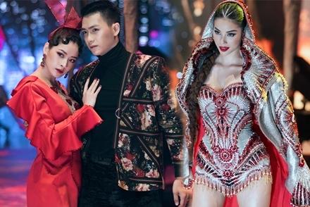 Những màn trình diễn nổi bật tại show diễn của Đỗ Long