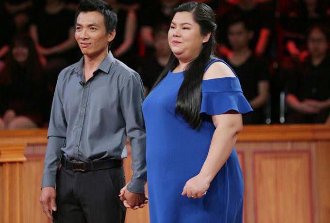 Vợ chồng Tuyền Mập